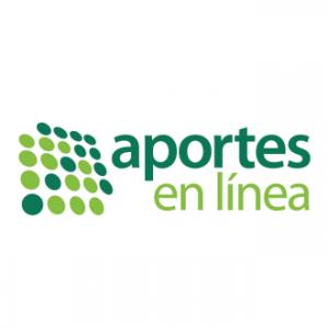 APORTES EN LÍNEA  - Operador de Información